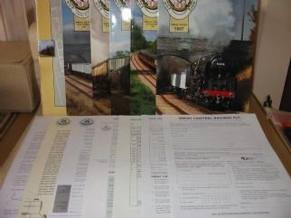GCR Annual Reviews for 1993 - 1997